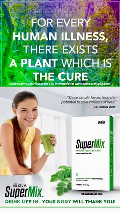 Shop | For Every Human Illness, There Exists A Plant Which Is The Cure - Independent Distributor for Zija International www.apintor.myzija.com | Facebook