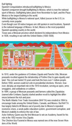 Mexico City facts for kids http://firstchildhoodeducation.blogspot.com/2013/11/mexico-city-facts-for-kids.html