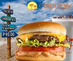 Burger Sale Alert!  It's CaliBurger's Timog Branch 2nd Year Anniversary!  Get your favorite CaliBurger and a drink for P95 ONLY on February 18, 2016 from 8:30AM to 11PM at CaliBurger Timog (near GMA Network).  It's a CaliDate!  For inquiries, please call CaliBurger Timog at 507-9415.  http://mypromo.com.ph/