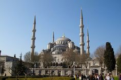 Blue Mosque - Chapter 2 - http://dinnercruisesistanbul.com/blue-mosque-chapter-2/