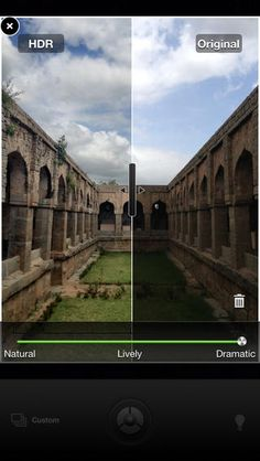 vividHDR takes High Dynamic Range (HDR) photography on mobile devices to the next level.