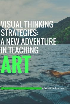Visual Thinking Strategies: A New Adventure in Teaching Art Visual Thinking Strategies, Teaching Strategies, Teaching Resources, Visual Art Lessons, Visual Arts, Art Classroom Management, Art Critique, Instructional Strategies, Instructional Technology