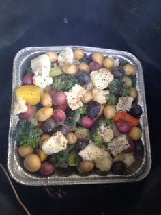 This is a super easy side dish that can be smoked alongside with your main course. I use...