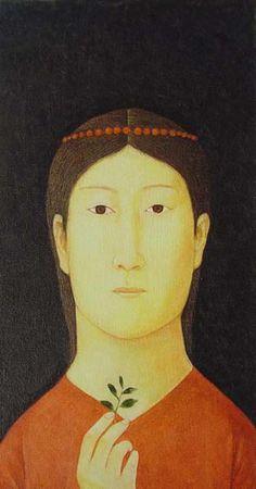 2004 MONGOLIAN SERIES-8, Xue Mo (b1966, Inner Mongolia, China; since 2011 based in Canada)