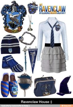 Ravenclaw House :) / iFunny :)