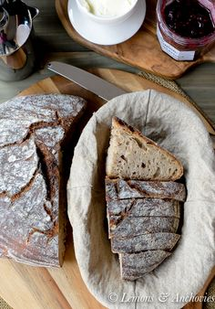 Sourdough Bread, Ken Forkish Method | Lemons and Anchovies