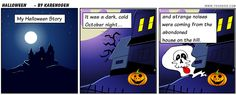 """""""Digital Storytelling for Halloween"""" -- A nice round-up of """"some sites that have Halloween images and themes that can easily be used to publish your seasonal stories and poetry."""""""