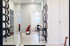 Tonttu toivottaa eteisessä tervetulleeksi! Divider, Room, Furniture, Home Decor, Bedroom, Decoration Home, Room Decor, Rooms, Home Furnishings