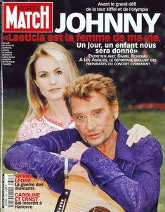 Olympia, Johnny Halliday, Angeles, Paris Match, Christian Audigier, Concert, Actors, Site Officiel, Slc