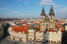 Tomorrow - Prague!