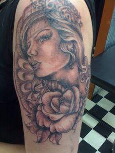 CHEEKY KIWI TATTOO Christchurch New Zealand tattoo