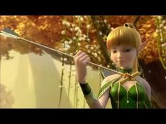 Dragon Nest Movie 2: Throne of Elves Trailer