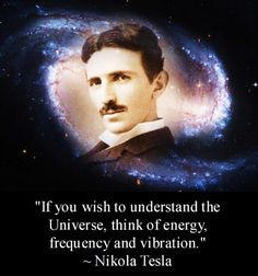 Tesla knew in 1895 that free, FREE, energy was available to everyone, but the world's greedy have kept this information from us. We do not need to be tied to the ogres of oil and banking.  Please join Tesla's Ambassadors on FaceBook.