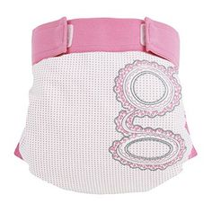 gorgeously girly gPants are soft cotton diaper covers - gDiapers