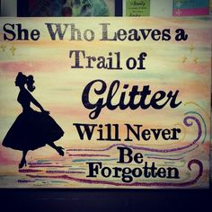 #Glitter quote Love this quote