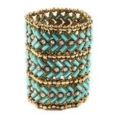 Thompson Street Long Stretch bracelet, bracciale India by Amrita Singh