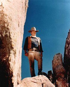 THE SONS OF KATIE ELDER (1965) - John Wayne as 'John Elder' - Directed by Henry Hathaway