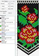 VK is the largest European social network with more than 100 million active users. Peyote Stitch Patterns, Bead Loom Patterns, Beading Patterns, Pony Bead Crafts, Beaded Crafts, Beaded Cross Stitch, Cross Stitch Flowers, Beading Projects, Beading Tutorials