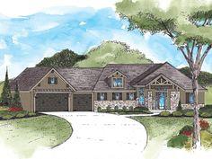 The Mesa III   Kansas City Home Builders   Sallee Homes