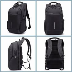 Shop. www.vms-bags.co.za Unisex business backpack. vms-bags presents to you a USB port, headset port and waterproof all in bag, make sure you get one. #business #businessbags #businessowner #travel #businesstrip #businesstrippin #antitheftbag #tsalock #tr