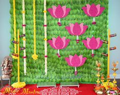 MagicMantra will helps you to make your events more memorable. Housewarming Decorations, Home Wedding Decorations, Backdrop Decorations, Festival Decorations, Ceremony Decorations, Light Decorations, Door Flower Decoration, Indian Decoration, Decoration Crafts