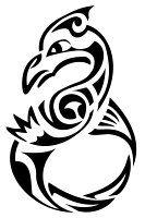 Tattoo of Te Manaia, Protection tattoo - TattooTribes.com
