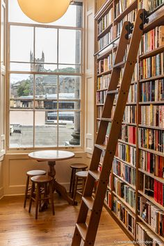 This is an Edinburgh bookshop. This travel itinerary for 4 days in Edinburgh, Scotland has the best Edinburgh itinerary for your trip to Scotland. It has everything from Edinburgh Castle to Edinburgh University and more. If you're looking for the best things to do in Edinburgh, this great Edinburgh itinerary has it all.