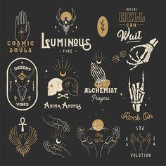 A look back at some of my favorite designs I worked on in Happy Holidays! Affinity Designer, Badge Design, Vintage Design, Visual Communication, Logo Design Inspiration, Typography Design, Lettering, Design Reference, Identity Design