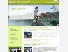 """Blogvorstellung: Werner Lampert Blog. """"zusammen Zukunft schaffen"""" - unter diesem Motto steht derWerner..."""