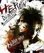 The Heroin Diaries.....The life of Nikki Sixx....it's hard to describe how one book can be so scary & powerful.