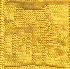 Knitted Dishcloth Patterns States : Knitted California dishcloth states Pinterest Knitting, California and ...