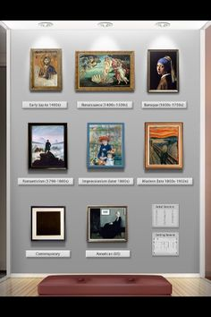 Get some culture & view thousands of works of art from all periods of human history