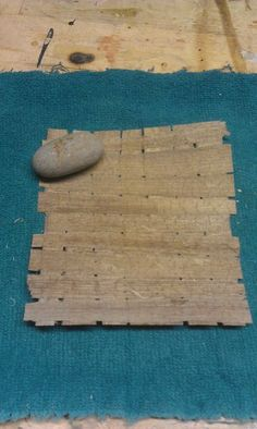 Picture of How to Make Papyrus Paper