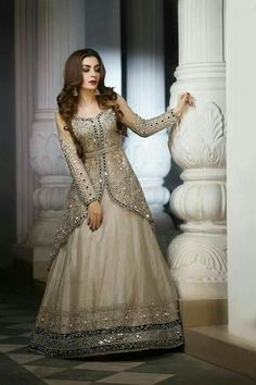 Price of this dress robes pakistanaises, moda indiana, indian attire, indian wear, Indian Gowns Dresses, Pakistani Wedding Dresses, Pakistani Dress Design, Indian Wedding Outfits, Indian Outfits, Pakistani Lehenga, Groom Wedding Dress, Indian Attire, Wedding Couples