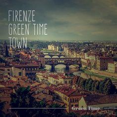 Firenze è #GreenTimeTown. Trova lo store #GreenTime più vicino a te