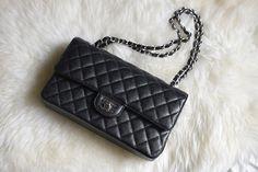 """Chanel """"Timeless classic"""" bag - Anastassia Krez"""