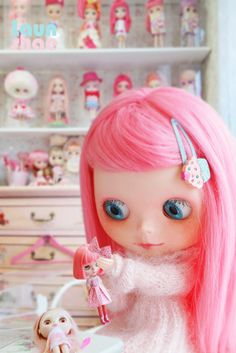 """Playing with dolls playing with dolls"" by launshae, via Flickr"