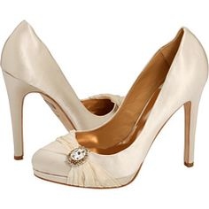 There's a blue pair of these Badgley Mischka's that are adorable but these are cute too!