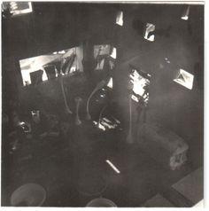 O interior da caseta de Man era un museo en si mesmo, expondo neste espazo esculturas, fotografías ou cadros. (Número de rexistro C.M.G. 01705) El interior de la caseta de Man era un museo en sí mismo, exponiendo en este espacio esculturas, fotografías o cuadros (Número de registro C.M.G. 01705)