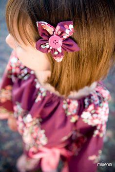 flower hear clip