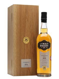 Glenglassaugh 1973 / 40 Year Old / The Malt Whisky Co