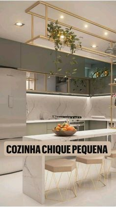 Home Design Decor, Home Decor Trends, Kitchenette Design, Kitchen Remodel Before And After, Minimalist Kitchen, Modern Kitchen Design, Kitchen Decor, Kitchen Ideas, Kitchen Small