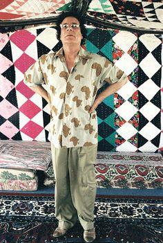 Muammar Gaddafi   THE LIBYAN Esther Kofod www.estherkofod.com