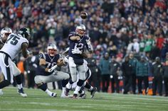 Can't hold him back #Brady #Patriots #PHIvsNE