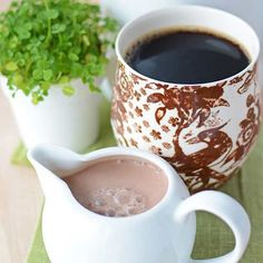 Instead of buying expensive coffee creamers at the store, why not make your own at home? You will save money and wind up with a  healthier product. These recipes not only taste great, but also are easy to make! They take little to no time at all, and are certain to become a staple in your house (as they have in mine).