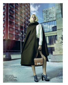 visual optimism; fashion editorials, shows, campaigns & more!: mise à sacs: beth and maja mayskar by taki bibelas for marie claire france oc...