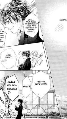 Junai Labyrinth Manga - Umi ❤️ Haruto  Highly recommend this manga to read!