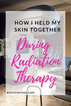how I held my skin together during radiation therapy breast cancer Daily Health Tips, Health And Fitness Tips, Radiation Therapy, Cancer Fighting Foods, Breast Cancer Survivor, Cancer Treatment, The Cure, Colon Cancer, Cervical Cancer
