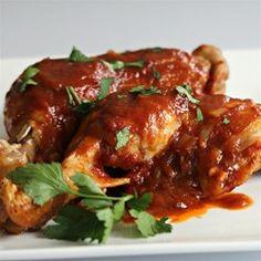 Pressure Cooker Barbeque Chicken - Allrecipes.com