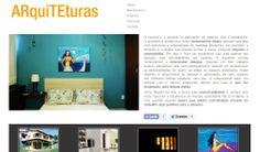 Site para a arquiteta e artista Mari Noronha. Lindos trabalhos!